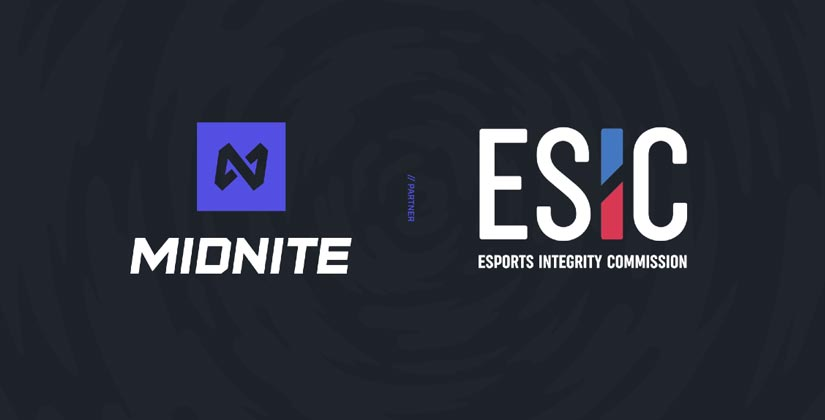 Betting Company Midnite has joined Esports Integrity Commission